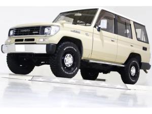 トヨタ ランドクルーザープラド SX 4WD ナローボディ ワンオーナー 4ナンバー登録可能