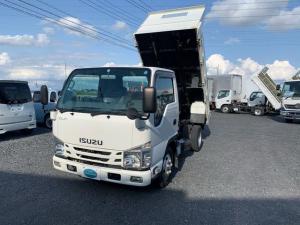 いすゞ エルフトラック 強化ダンプ 2t強化ダンプ ETC 走行1万km 平成29年
