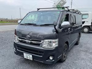 トヨタ ハイエースバンの画像(栃木県)