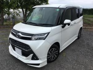 トヨタ タンク カスタムG S モデリスタ スマートアシスト SDナビ