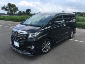 トヨタ アルファード 2.5S Aパッケージ タイプブラック モデリスタエアロ