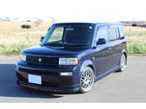 トヨタ bB Z HIDセレクションII HIDライト WORK17インチ TEIN車高調 SDナビ フルセグ Bluetooth Clazzioシートカバー ETC タイミングチェーン