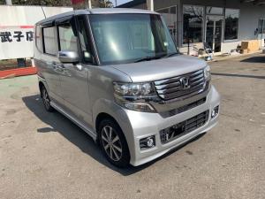 ホンダ N-BOXカスタム G・Lパッケージ 4WD アルミホイール