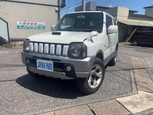 スズキ ジムニー ランドベンチャー 4WD ETC キーレス CD 革シート