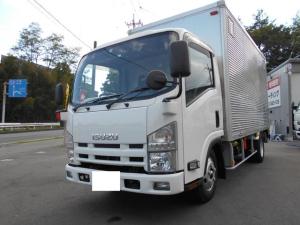いすゞ エルフトラック アルミバン 2.95t積載 PG付 AT車
