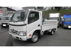 トヨタ ダイナトラック 1.3t積載 低床 垂直PG 荷台鉄板