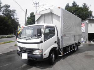 トヨタ ダイナトラック 2.7t積載 アルミウィング PG付