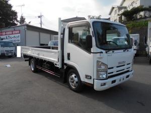 いすゞ エルフトラック  3.5t積載 ワイドロング高床 荷台仕上