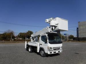 三菱ふそう キャンター 高所作業車 電工絶縁 タダノ AT146 14.5m