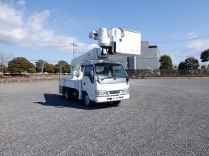 いすゞ エルフトラック 高所作業車 電工絶縁 SH15A 14.6m