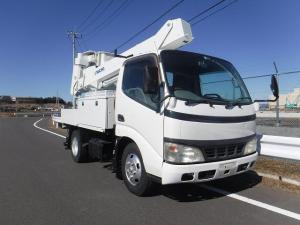 日野 デュトロ  高所作業車 アイチ SS10A