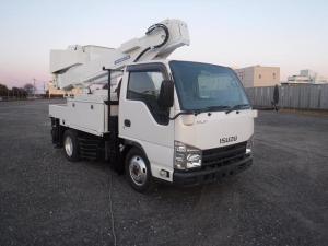 いすゞ エルフトラック  1 高所作業車 アイチ SH10A パートタイム4WD