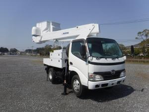 日野 デュトロ  高所作業車 アイチ SH106 10.6m