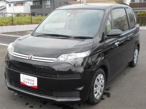 トヨタ スペイド X 安全装置・純正ナビ・ETC・バックモニター・レンタカーアップ