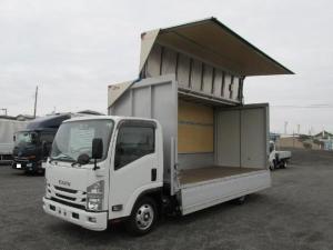 いすゞ エルフトラック  2tワイド超ロングアルミウィング