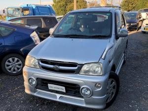 ダイハツ テリオスキッド CL キーレスエントリー 4WD 車検平成32年11月まで