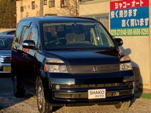 トヨタ ヴォクシー X ETC HDD ナビ バックカメラ