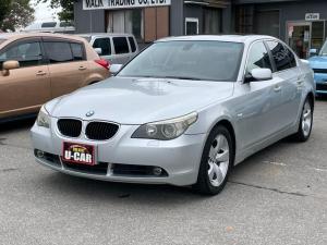 BMW 5シリーズ 530i アルミホイール/パワーシート/サンルーフ