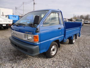 トヨタ タウンエーストラック パワーデート垂直オートマA/C付