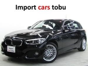 BMW 1シリーズ 118d Mスポーツ ナビ Bカメラ 衝突軽減 LEDライト
