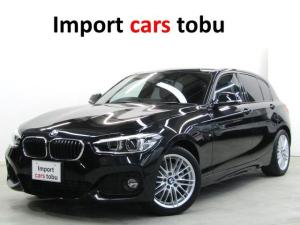 BMW 1シリーズ 118i スポーツ LEDライト パーキングサポートPKG