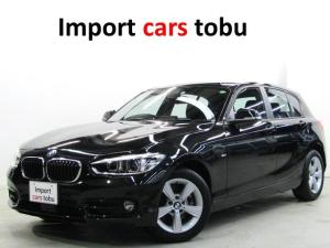 BMW 1シリーズ 118i スポーツ 純正ナビ・Bカメラ LEDヘッドライト アクティブクルーズコントロール パーキングサポートPKG インテリジェントセーフティー