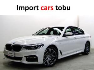 BMW 5シリーズ 523i Mスポーツ 純正ナビ・Bカメラ・フルセグTV 360度カメラ LEDヘッドライト オートクルーズコントロール コンフォートアクセス
