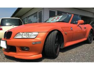 BMW Z3ロードスター 2.0 現状販売 オールペン 社外ナビ
