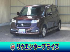 トヨタ bB Z エアロ-Gパッケージ スマートキー/HDDナビ/フルセグ/DVD再/MSV/AUX/HID
