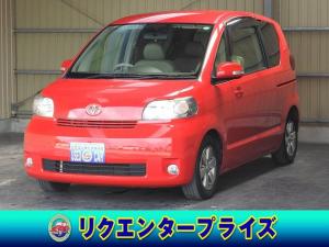 トヨタ ポルテ 150r Gパッケージ キーレス/HDDナビ/ワンセグ/DVD再/MSV/BT/AUX/ETC