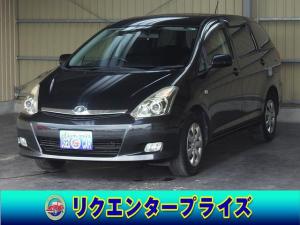 トヨタ ウィッシュ Xリミテッド キーレス/HDDナビ/Bカメラ/ワンセグ/DVD再/MSV/ETC/HID