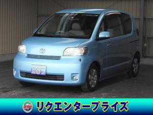 トヨタ ポルテ 150r Gパッケージ キーレス/ナビ/Bカメラ/ワンセグ/DVD再/AUX/CD/ETC