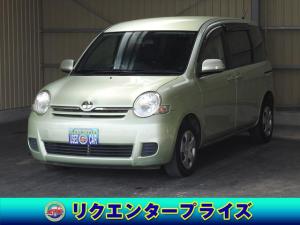 トヨタ シエンタ Xリミテッド キーレス/HDDナビ/ワンセグ/DVD再/MSV/AUX/ETC