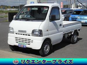 スズキ キャリイトラック KU 5MT/パワステ/三方開