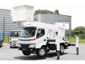 日野 デュトロ タダノ高所作業車 AT146TE 電工仕様 自動格納