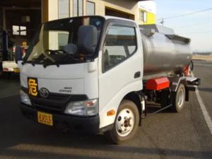 トヨタ ダイナトラック 4WD MK3.7K1室 タンクローリー