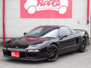 ホンダ NSX ベースグレード 純正同色全塗装済み 新品18インチAW 新品タイヤ ブラックレザーパワーシート オートエアコン クルーズコントロール