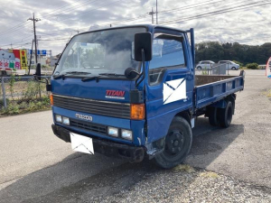 マツダ タイタントラック ダンプ