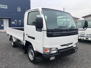 日産 アトラストラック  1.5平ボディ  5速マニュアル  ガソリン  低床   4ナンバー