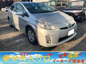 トヨタ プリウス S SDナビ テレビ ETC スマートKEY ブルートゥース