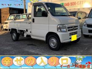 ホンダ アクティトラック SDX 三方開 5速マニュアル 最大積載量350kg