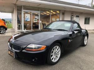 BMW Z4 2.2i 電動オープン 純正AW ナビ ETC 走行4.7万