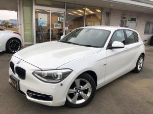 BMW 1シリーズ 116i スポーツ 6ヶ月保証付き 純正ナビ TV 純正AW Bカメラ ETC