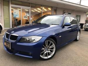 BMW 3シリーズ 320iツーリング Mスポーツパッケージ Mスポーツ専用18インチAW 前席パワーシート ETC