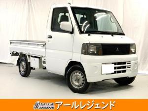 三菱 ミニキャブトラック VX-SE エアコン付き/パワステ付き/5速マニュアル