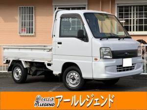 スバル サンバートラック TB エアコン/パワステ/5速MT/2WD/保証付き
