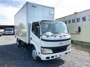 トヨタ ダイナトラック アルミバン