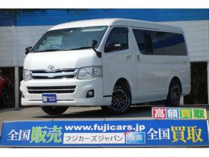 トヨタ ハイエースワゴン キャンピング ナッツRV トライアル タイプA ツインサブ