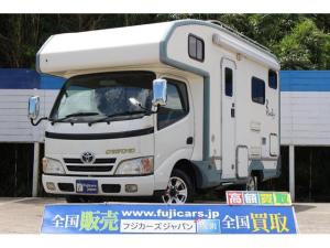 トヨタ カムロード キャンピング バンテック製 レオバンクス 温水ボイラー