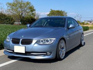 BMW 3シリーズ 320i 車高調 BMW純正流用アルミホイール